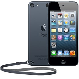 Jual APPLE iPod touch 32GB 5 Gen [MD723ID/A] - Black Slate